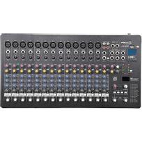 Bst - Lab16DSP - Console de mixage professionnelle