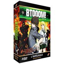Osp Video - Btooom! - Intégrale - Edition Gold 3 Dvd + Livret