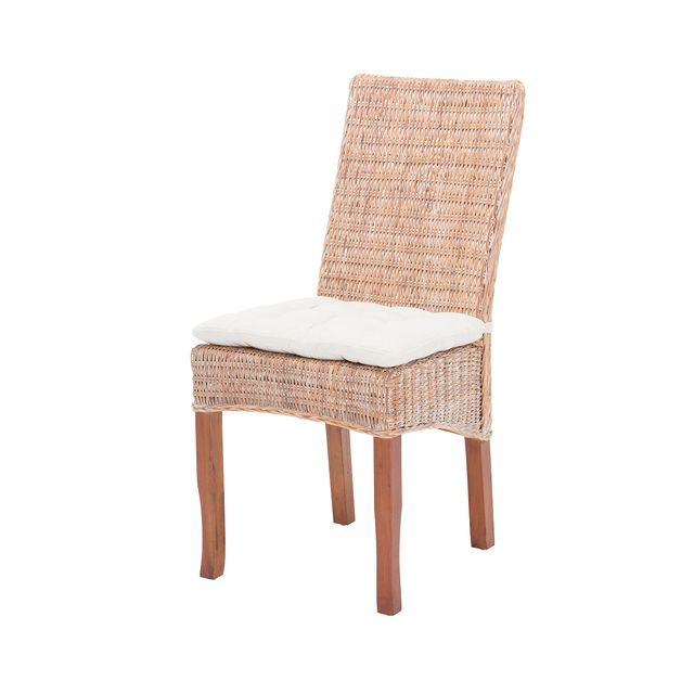 rotin design chaise manon en rotin sable pas cher achat vente chaises rueducommerce. Black Bedroom Furniture Sets. Home Design Ideas