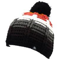 Lhoste - Bonnet à pompon Fornax noir bonnet pompon Noir 70564