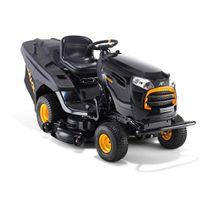MCCULLOCH - Tracteur tondeuse 18,5 cv - 107 cm - 6 500 m² - Ejection arrière + Bac