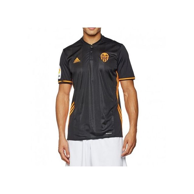 Adidas originals - Maillot Valence Football Noir Homme Adidas