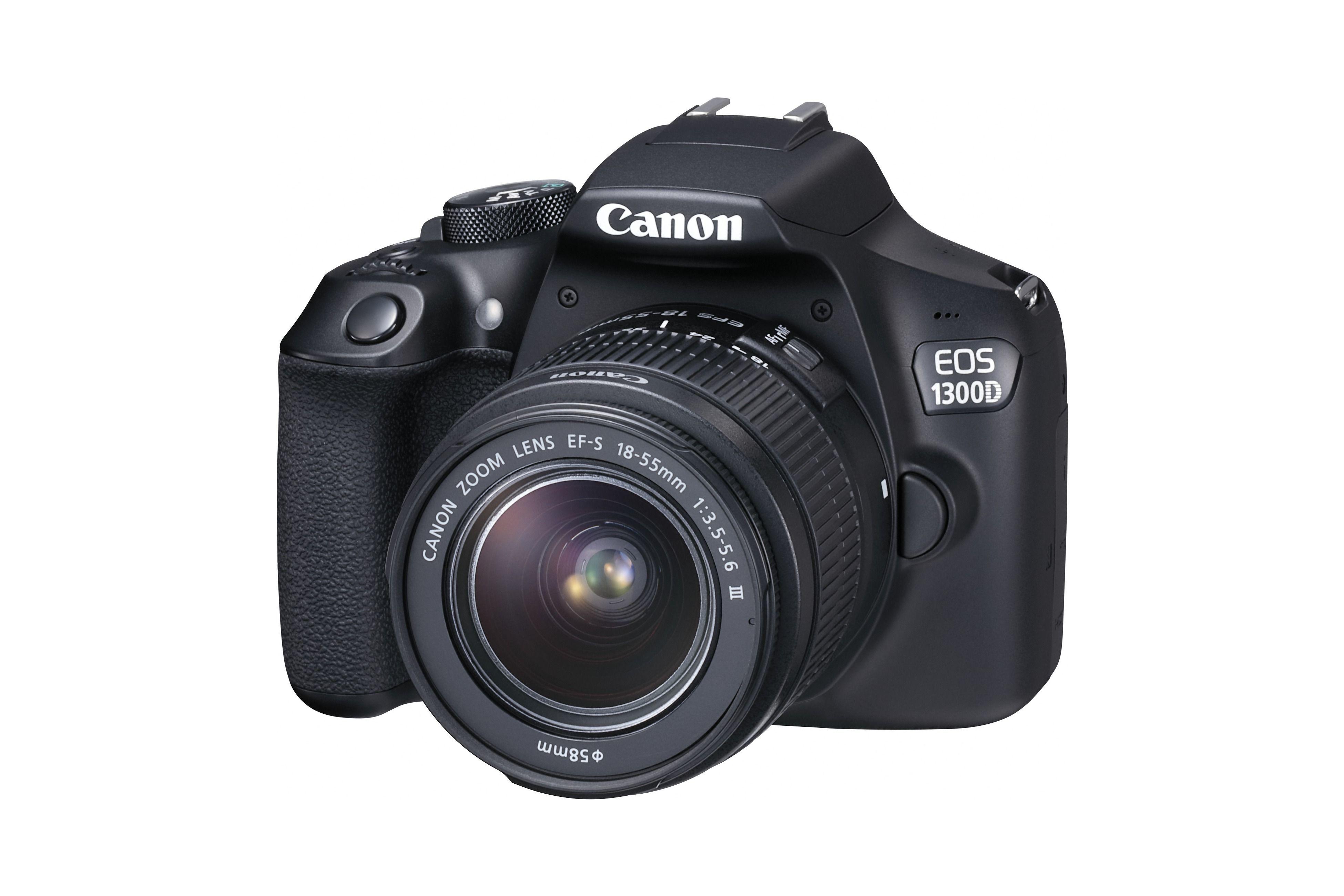 Appareil Photo Reflex - 1300D avec objectif 18-55