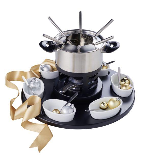CARREFOUR Set à fondue 24 pièces - JW-8228-A