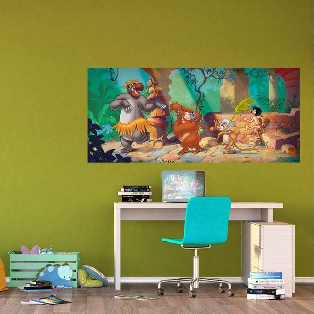 Bebe Gavroche Poster Geant Le Livre De La Jungle Disney