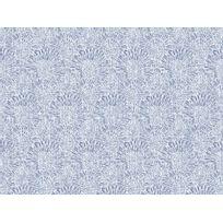 Graham & Brown - Papier peint 100% intissé motif fleur feu d'artifice bleu 10.05x0.52m Cupi