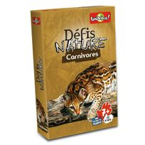 DEFIS NATURE - carnivores - 280020