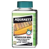 Cémonjardin - Aquanett - Déshuileur pour bois - 1L