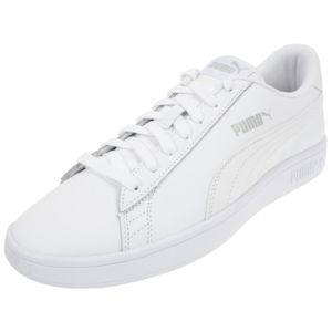 Puma Smash V2 L blanc, baskets mode homme
