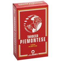 Juego - Ju90122 - Jeu De Cartes - Piemontese Tarots