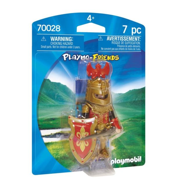 Playmobil 70028 Chevalier royal 0219 70028 Playmobil Chevalier royal 0219