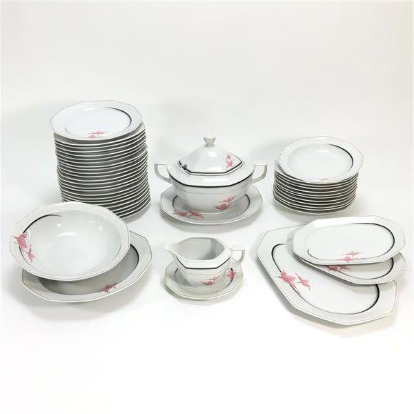 Service vaisselle table pi ces - Carrefour vaisselle de table ...
