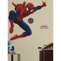 Room Mates - Spiderman Sticker Decoratif Geant 134.62 x 86.35 cm Room Studio