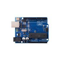 VIEW TEK - ViewTek MB0037 Carte UNO R3 - UNO R3 Board avec microcontrôleur basée sur l'ATmega328