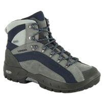 Lowa - Chaussures de randonnée Sequoia Gtx Mid gris bleu