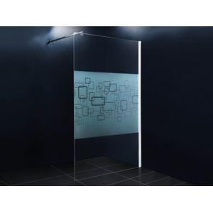marque generique paroi de douche l 39 italienne paulina ii s rigraphi e 140x190cm pas cher. Black Bedroom Furniture Sets. Home Design Ideas