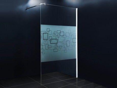 marque generique paroi de douche l 39 italienne paulina. Black Bedroom Furniture Sets. Home Design Ideas