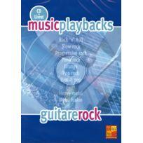 Play Music Publishing - Méthodes Et Pédagogie Guitare Rock + Cd - Guitare Guitare Acoustique