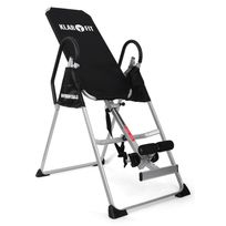KLARFIT - Relax Zone Basic Table d' inversion pour exercices dorsaux < 135kg