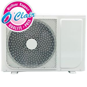 piscine center o 39 clair pompe chaleur pacfirst new eco 5 8 kw monophas pas cher achat. Black Bedroom Furniture Sets. Home Design Ideas