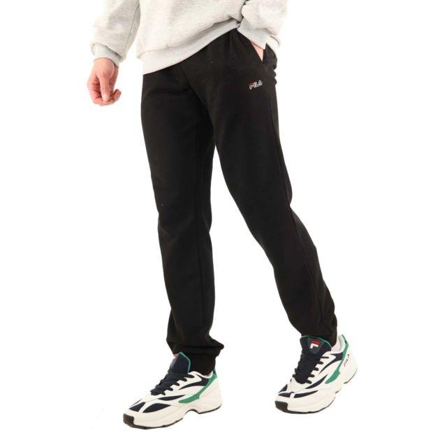 meilleur grossiste Prix de gros 2019 sans précédent Fila - Jogging Wilmet Sweat Pants 687210 Couleur - Noir ...