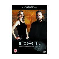 Momentum - Csi: Crime Scene Investigation Complete - Season 5 Import anglais