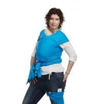 Bykay - Echarpe de portage Turquoise 4m60 M