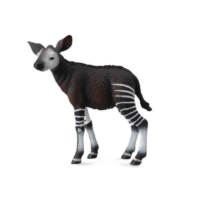 Figurines Collecta Figurine Okapi : Bébé