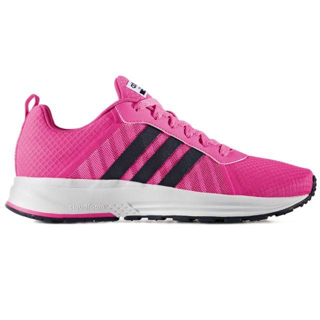 best sneakers 96c58 aff2d Adidas - Cloudfoam Mercury Chaussure Unisexe - Taille 39 1 3 - Rose - pas  cher Achat   Vente Baskets homme - RueDuCommerce