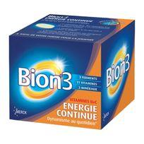 Bion - 3 Énergie Continue 60 Comprimés