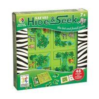 Smart Games - Jeu enfant Cache Cache Safari Jeu De Réflexion Et De Logique