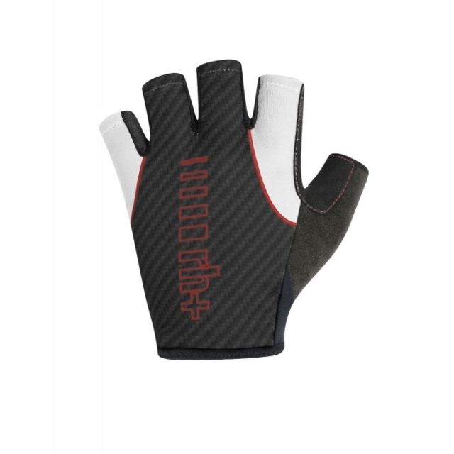 Zerorh Zero Rh + Zero Gloves Noirs Blancs Et Rouges Gants Cyclisme