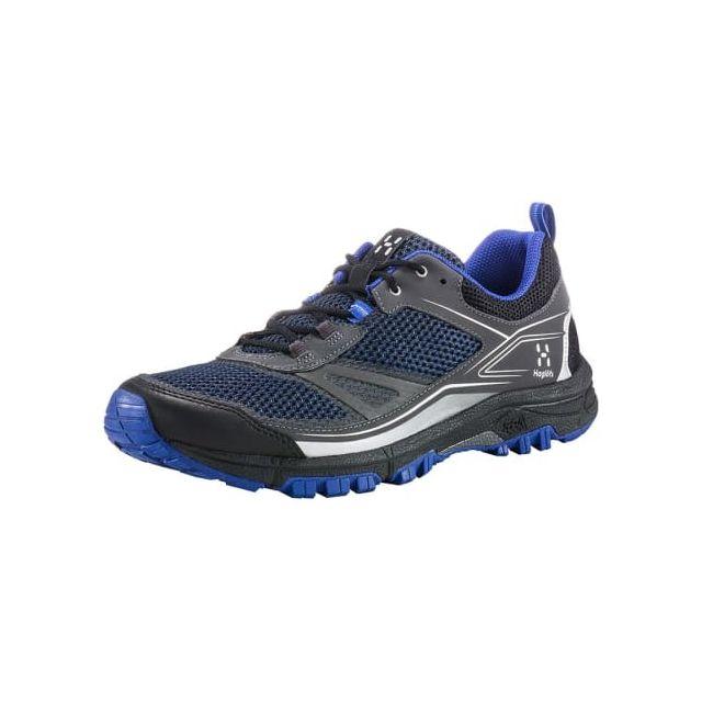 Haglofs Chaussures Haglöfs Gram Trail noir bleu marine