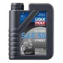 Liqui Moly - Auto - Motorbike Hd-classic Sae 50 Street 1 l