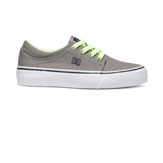 242d4a0e07bf9 Dc - Chaussures Trase Tx Taupe Jr - Shoes - pas cher Achat   Vente Baskets  enfant - RueDuCommerce