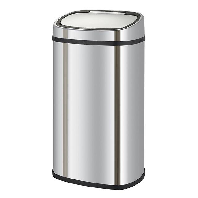 kitchen move poubelle automatique 58l inox bat 58ls06. Black Bedroom Furniture Sets. Home Design Ideas