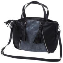 Pieces - Sac à main Dalla noir bag lady Noir 20617