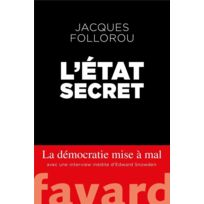 Fayard - l'Etat secret