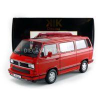 Kk Scale Models - 1/18 - Volkswagen T3 Bus Redstar - 1992 - 180203R