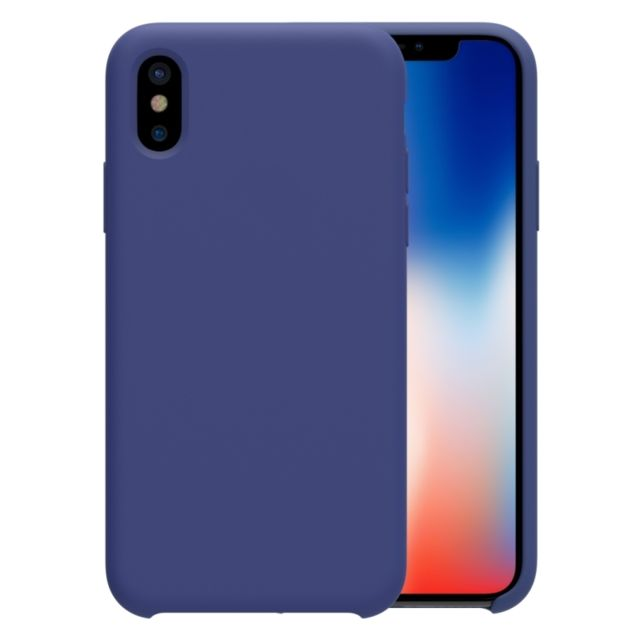 coque iphone x silicone anti-choc