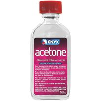 Onyx - Acétone 190ml