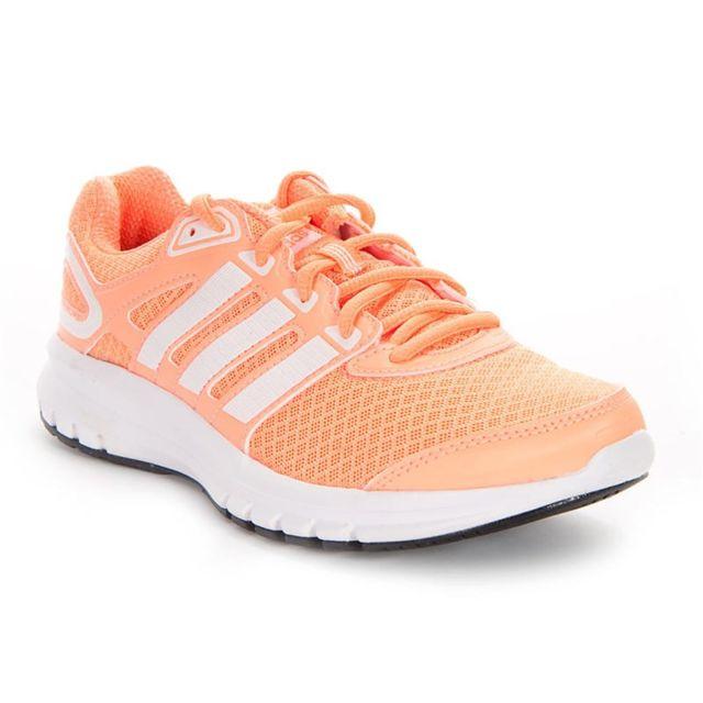 buy online 420cd 87e38 Adidas - Duramo 6 W Orange - 40 2 3 - pas cher Achat   Vente Chaussures  running - RueDuCommerce