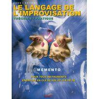Musicom - Méthodes Et Pédagogie Goyone D Langage De L'improvisation - Formation Musicale Formation Musicale - Solfège