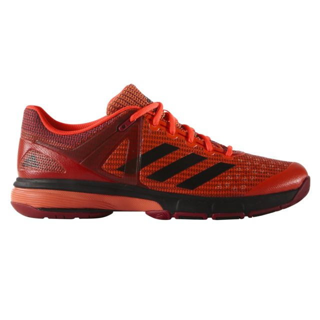 Adidas performance Adidas Court Stabil 13 Rouge pas cher