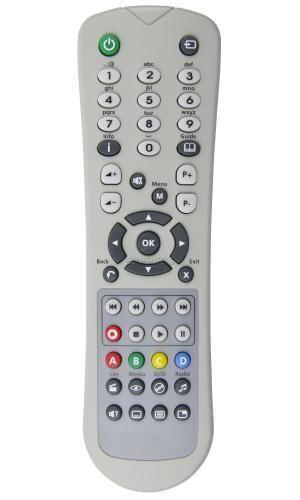 Sagem - Télécommande originale pour Dvr6240T