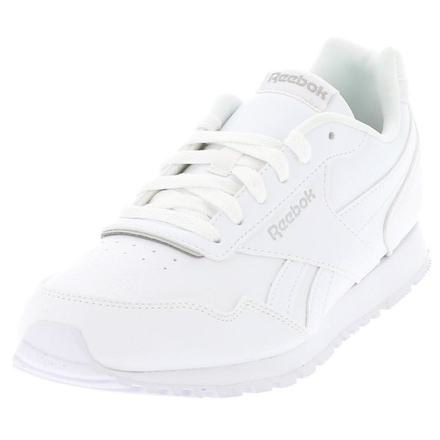 Reebok Chaussures basses cuir ou simili Royal glide white