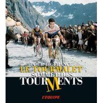 Editions l'Equipe - Le Tourmalet - Sommet des tourments