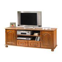 - Meuble Tv 2 portes 2 tiroirs