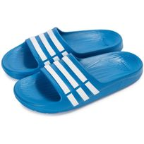Adidas originals - Duramo Slide Bleue Et Blanche