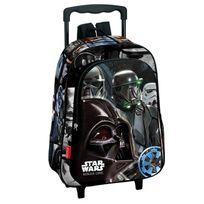 Star Wars - Sac à dos à roulettes maternelle Imperial 37 Cm trolley -  Cartable 88f2452cc28f